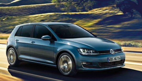Volkswagen Golf Europa