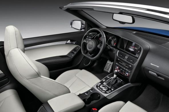 Interior Audi RS8