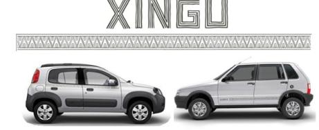 Fiat Uno XINGU